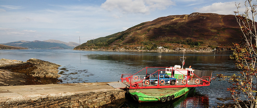 Glenelg-Ferry