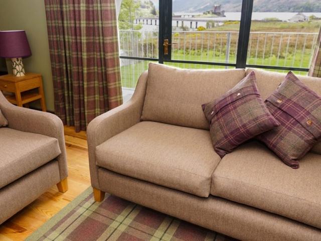Eilean Donan Apartments, Lounge, Window