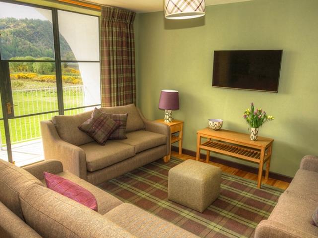 Eilean Donan Apartments, Lounge