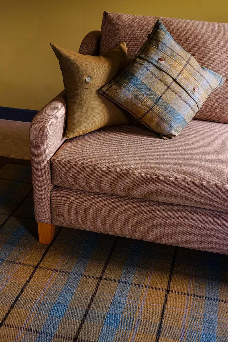 Eilean Donan Apartments, Double, chair