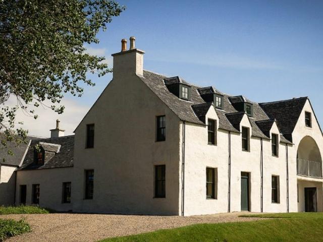 Eilean Donan Apartments, double exterior