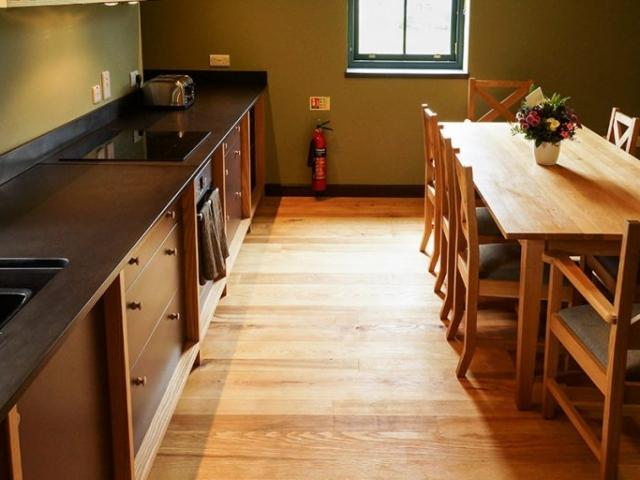 Eilean Donan Apartments, Sleeps eight, kitchen